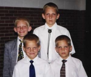 Hallstrom Boys